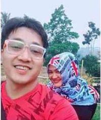 Mantan istri Sule dan suami barunya