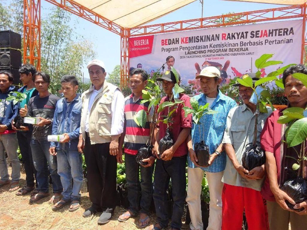 Program Bekerja Kementan Disebut Bisa Entaskan Kemiskinan
