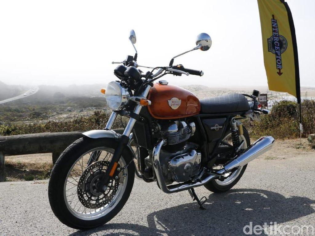 Menjajal Motor 650 cc di Jalanan California