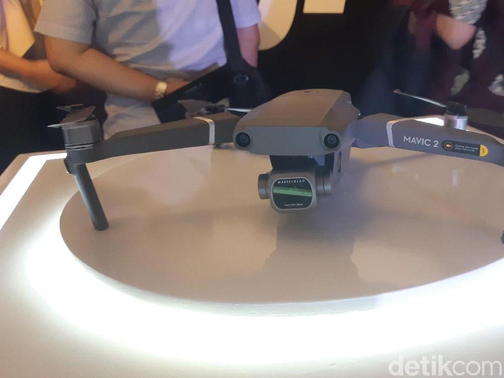 DJI Jawab Tudingan Drone Buatannya Kemahalan