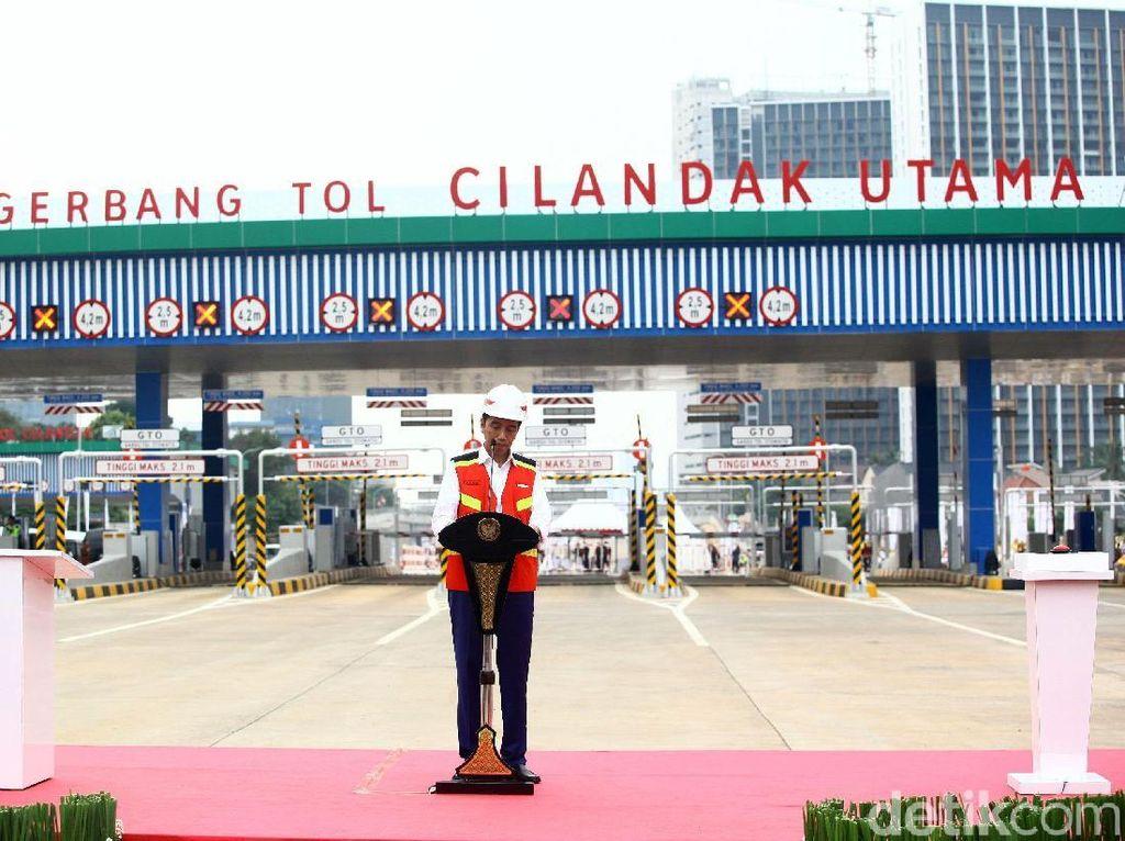 Jokowi Minta Tol Desari Tembus Bogor Tahun Depan