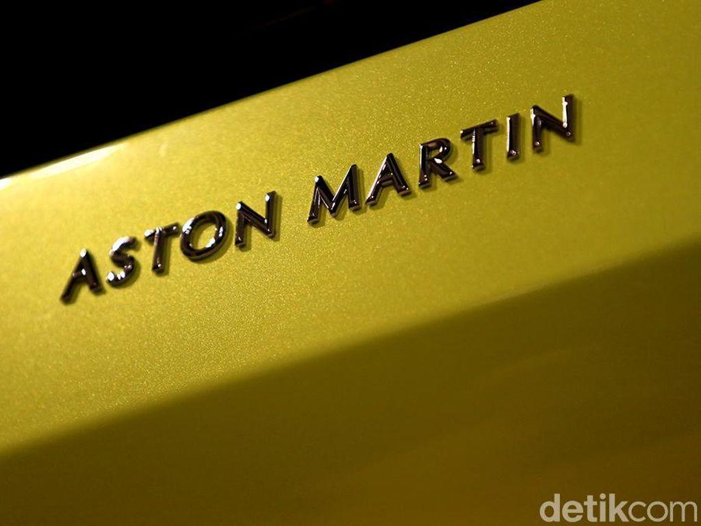 Aston Martin Menunggu Kucuran Dana dari Pabrikan China