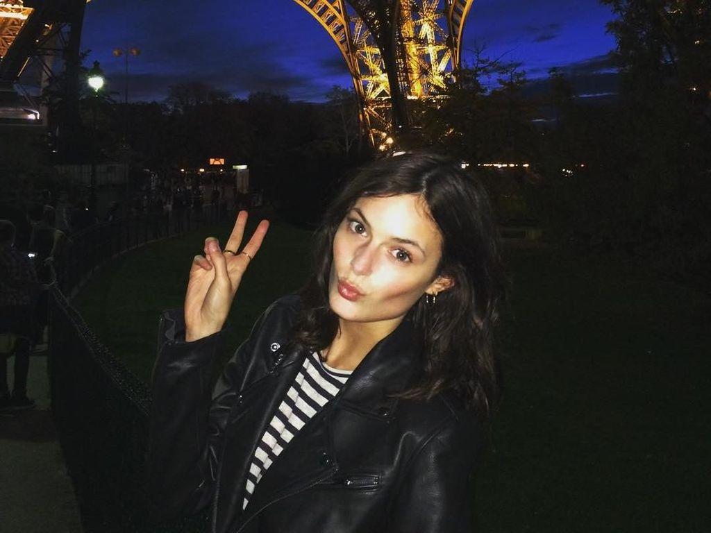 Foto: Liburannya Sadie Newman Si Model Victorias Secret