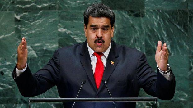 Trump Akui Juan Guaido Jadi Presiden Sementara Venezuela