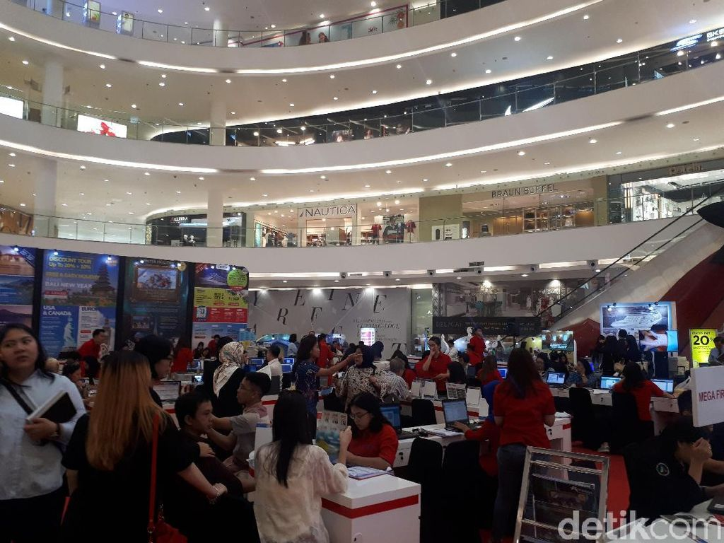 Tips Dapat Tiket Pesawat Murah di Travel Fair
