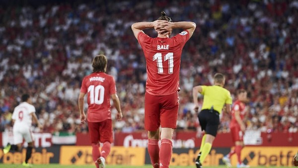 Madrid yang Sedang Seret Gol Tak Gentar Jamu Atletico