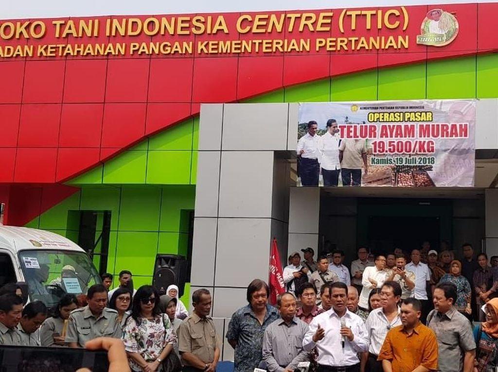 Dalam 3 Tahun, 3.655 Outlet Toko Tani Tersebar di 31 Provinsi