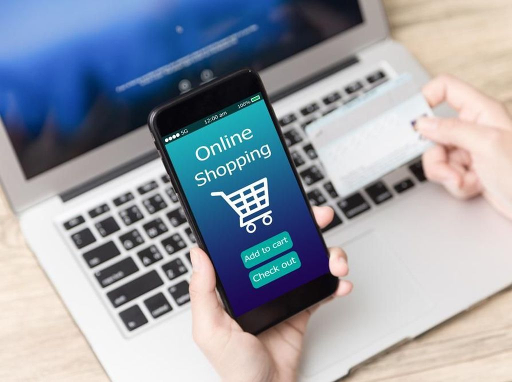 Keranjingan Belanja Online? Hati-hati Kena Gangguan Mental Lho