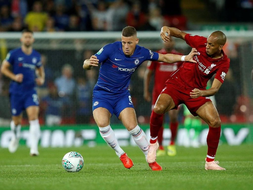 Liverpool vs Chelsea Malam Nanti, Ini Jadwal Siaran Langsungnya