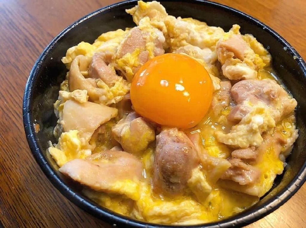 Nyam! Sarapan Oyakodon, Racikan Ayam dan Telur Dalam Satu Mangkuk