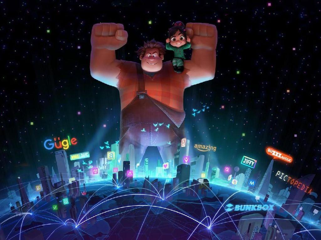 Ralph Breaks the Internet Masih Puncaki Box Office