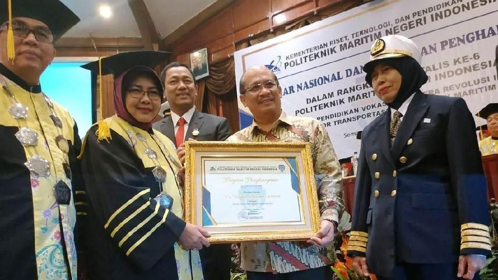 Penghargaan dan Dedikasi PT Pelni