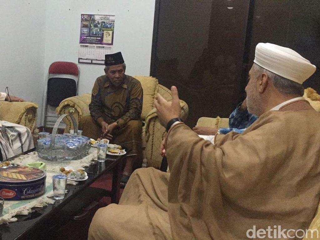 Ulama Suriah Ingatkan Umat Islam Indonesia Jaga Kerukunan