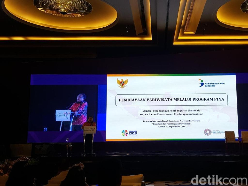 Bappenas Dukung Pembangunan Sektor Wisata Indonesia