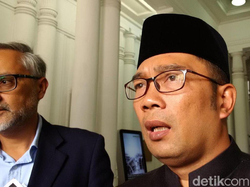 Ridwan Kamil Dukung Banding Persib