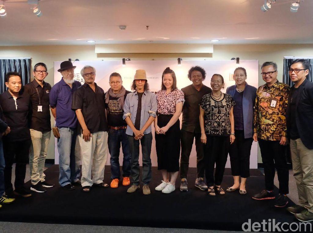 Tantangan Bekraf Bawa Paviliun Indonesia di Venice Art Biennale 2019