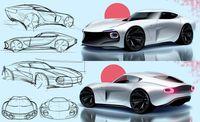 Desain Toyota 2000GT