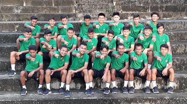 Piala Asia U-16: Head to Head Indonesia vs Australia