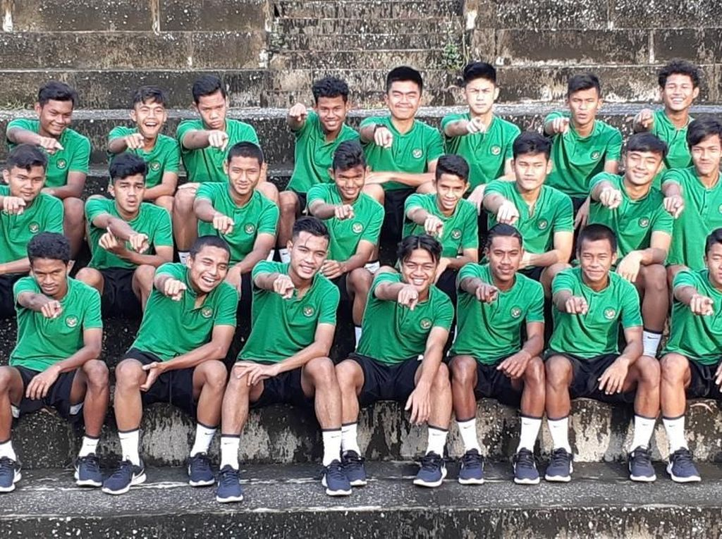Piala Asia U-16: Head to Head Indonesia vs Australia