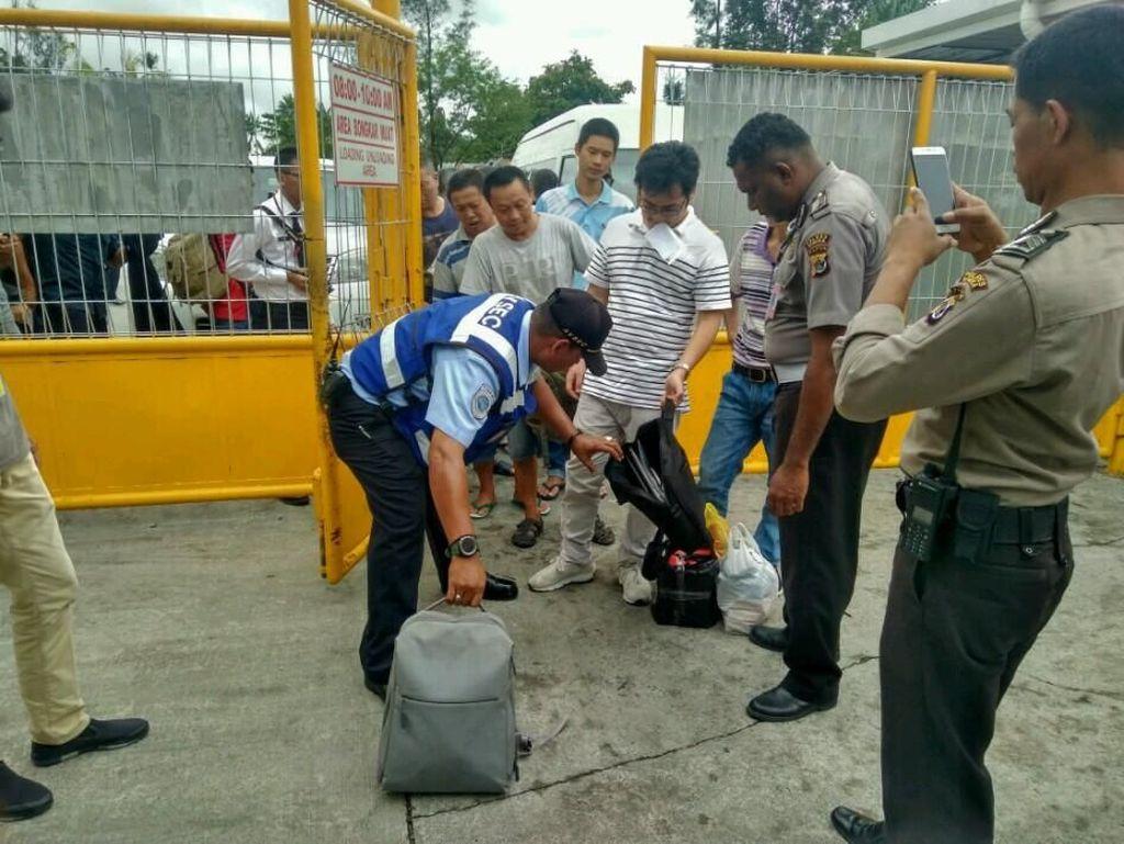 Foto: WN Jepang, Korsel dan China Segera Diadili di Papua