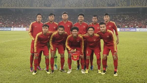 Siapa Lawan Indonesia di Perempatfinal Piala Asia U-16?