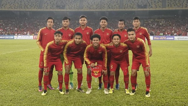 Australia Jumpa Indonesia di Perempatfinal Piala Asia U-16