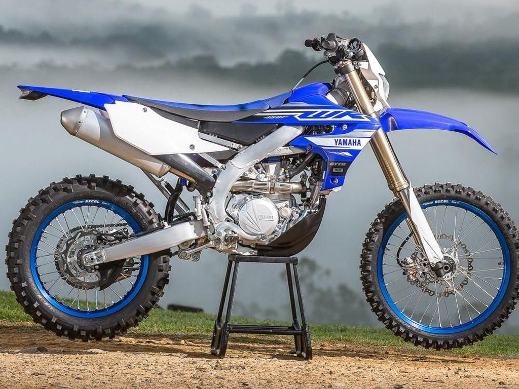Yamaha Perkenalkan Trail Terbarunya, All New WR450F 2019