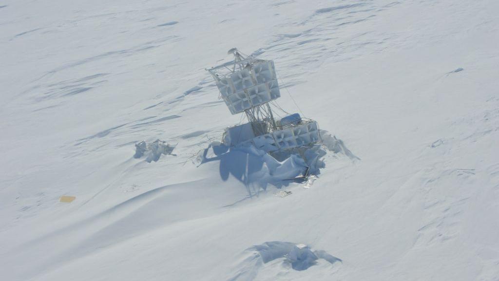 Antartika dan Misteri Sinar Kosmis yang Pusingkan NASA