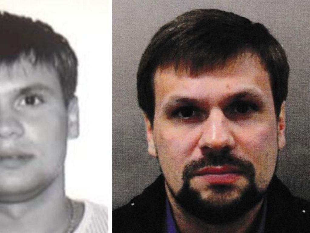 Penyerang Eks Mata-mata di Inggris Adalah Agen Intelijen Rusia