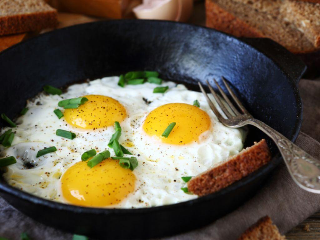 Nyam! Olahan Telur Makin Enak Kalau Ditambah 12 Bahan Ini