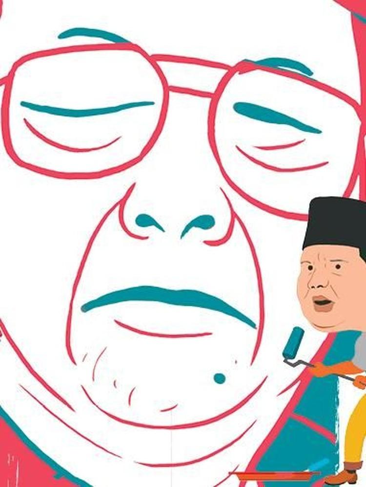 Jejak Jokowi Vs Prabowo Berebut Pengaruh Keluarga Gus Dur