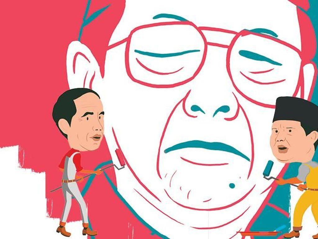 Jaringan Gusdurian Berbeda dengan Barikade Gus Dur Pendukung Jokowi
