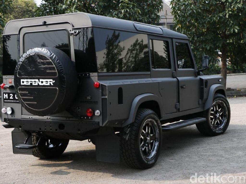 Mobil Modif Mahasiswa Senilai Rp 300 Juta
