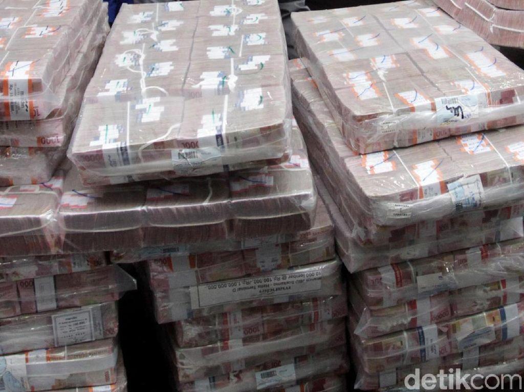 BI Sudah Beli Surat Utang Pemerintah Nyaris Rp 500 T