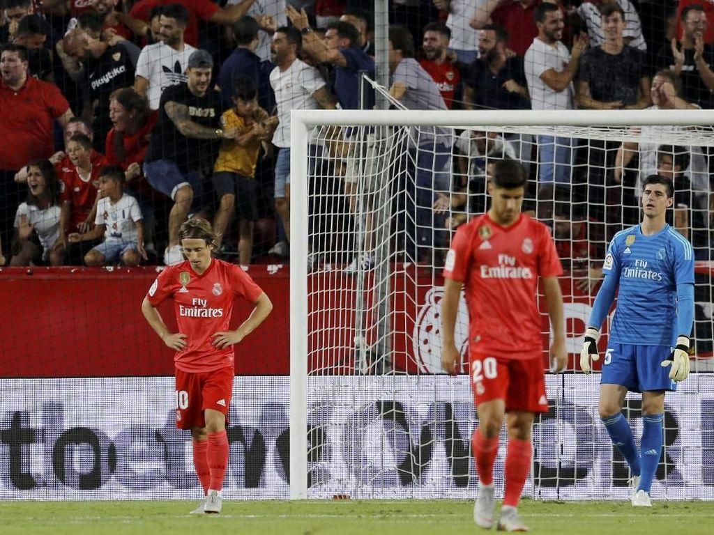 Pemain Terbaik Dunia di Madrid: Langsung Kalah di Laga Pertama
