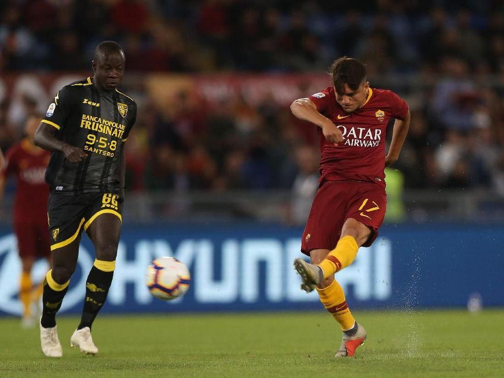 Hasil Liga Italia: Roma Bangkit, Hajar Frosinone 4-0