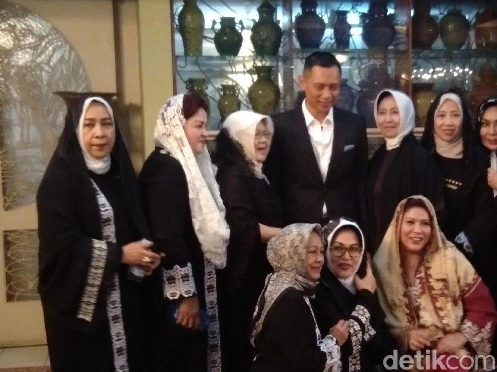 AHY Ingin Suara Pendukung Soeharto Menangkan Prabowo-Sandi