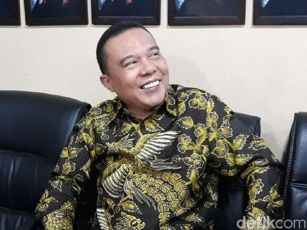 Gerindra Harap Ketum Projo Makin Sayang Prabowo Saat Kerja Bareng di Kabinet