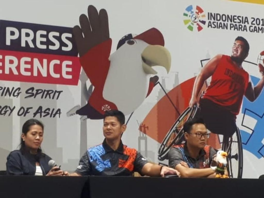 Pawai Obor Asian Para Games 2018 di Jakarta Dimulai Minggu Pagi