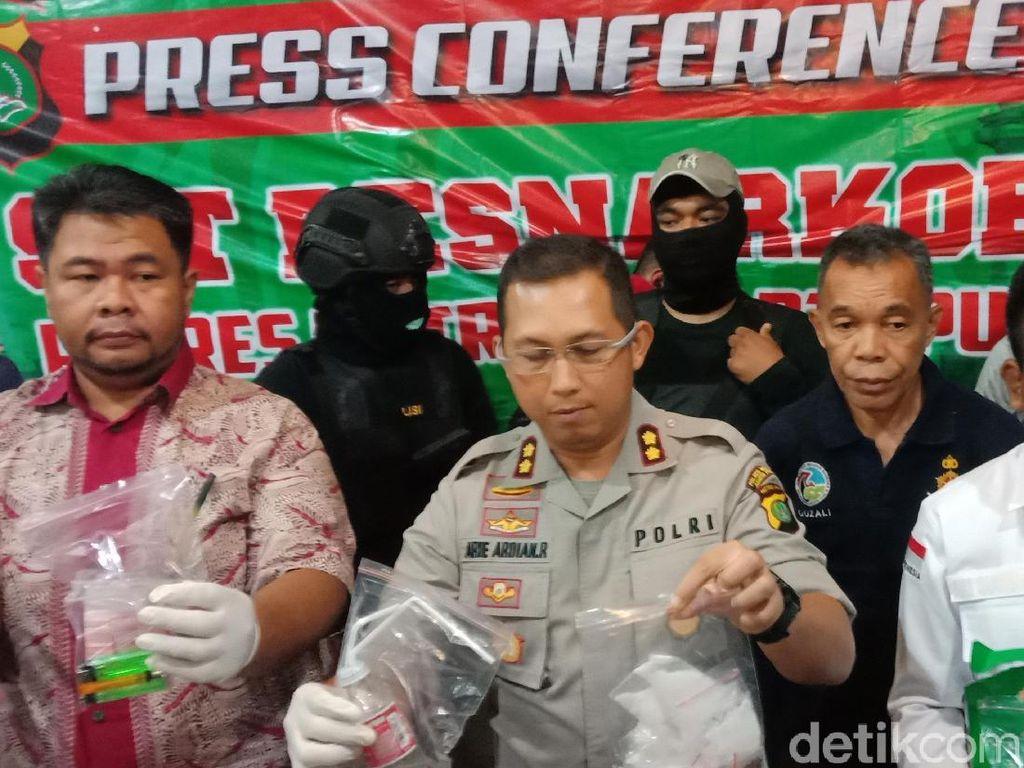 Ringkus Bandar Sabu di Cengkareng, Polisi Sempat Diteriaki Maling