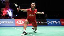 Jonatan Christie Kalah, Indonesia Vs Malaysia 2-1