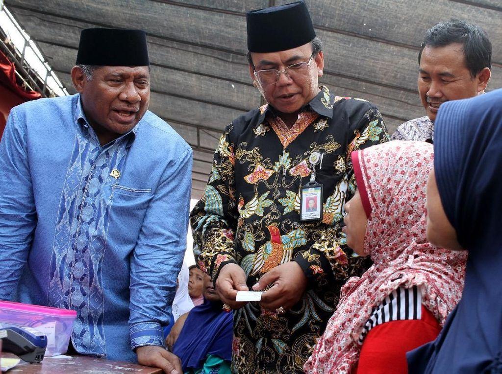 Penyaluran PKH Banten