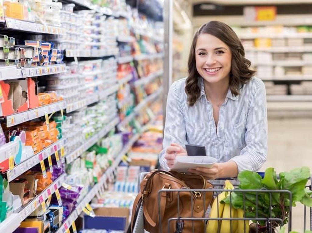 Keren! Troli Ini Bisa Ukur Tingkat Stres Pengunjung Supermarket