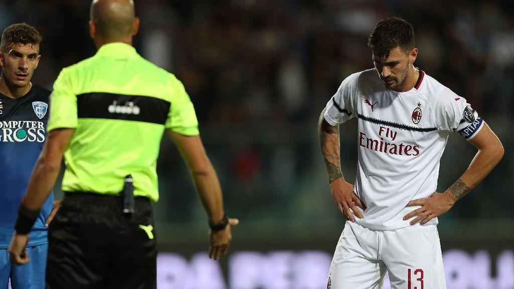 Mandulnya Milan Bukan Cuma Salah Striker