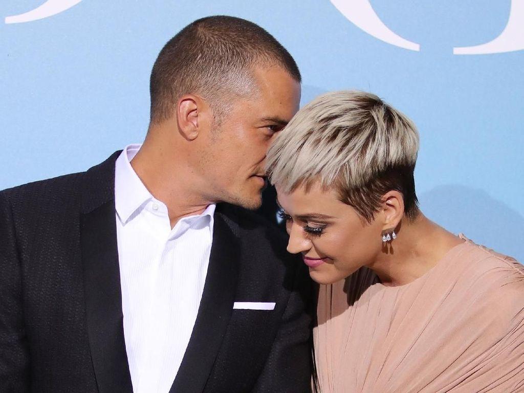 Katy Perry Ungkap Lamaran Mewah Orlando Bloom