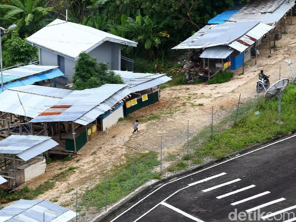 Rawannya Nyetir di Papua Nugini