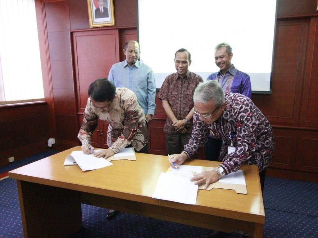 Nusantara Regas Pasok LNG ke Pembangkit Mini PLN GG