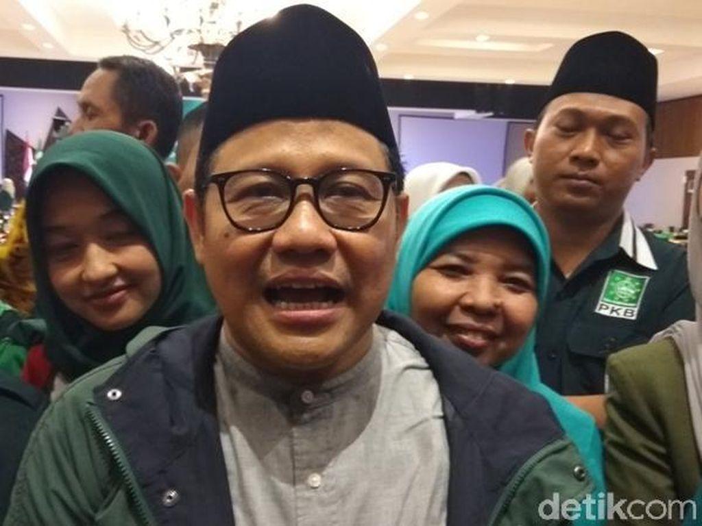 Cak Imin ke Prabowo: Tunjuk Orang yang Larang Bicara Keras