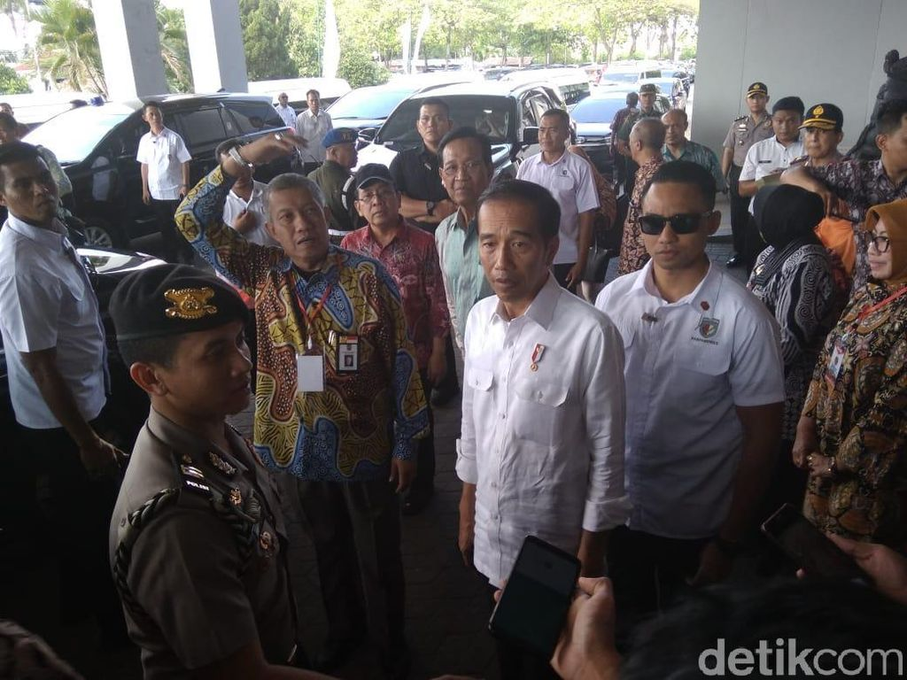 Undang Jokowi ke Keraton Yogya, Sultan: Bicara Kebangsaan