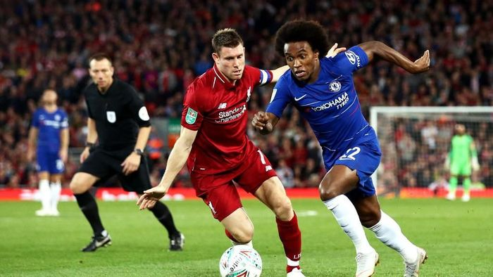 Biaya nonton Liga Inggris di tv berbayar musim depan ditargetkan mulai Rp 90 ribu. (Foto: Jan Kruger/Getty Images)